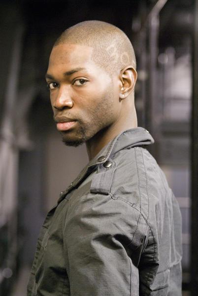 Playwright Tarell Alvin McCraney