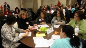 Naperville community engaged in education