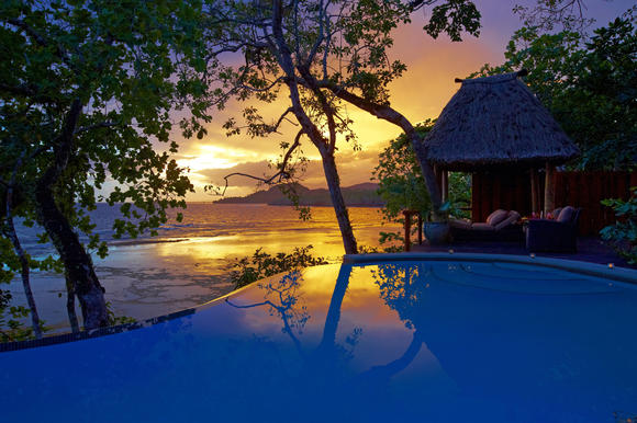 Travel to Namale Resort in Fiji