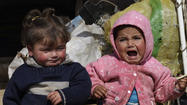 "BEIRUT -- The escalating Syrian conflict risks creating a ""lost generation"" of  millions of children suffering physical and psychological consequences of the war, UNICEF warned in a report released Tuesday."