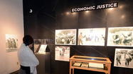 Pictures: Travel to the SCLC exhibit in Atlanta