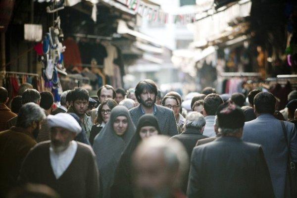 "Ben Affleck in ""Argo,"" which depicted the rescue of six American hostages in Iran in 1980."