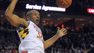At Maryland, Dez Wells has put stressful past behind him