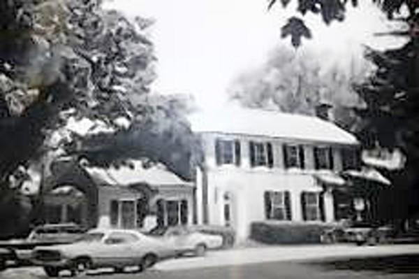 The clubhouse of the Elkridge-Harford Hunt in Monkton will be the next stop on a historic homes tour of Harford County sponsored by the county's Historical Society.