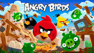"Rovio Entertainment is launching an animated series based on its popular ""Angry Birds"" game characters, which it will make available on television, smartphones and tablets."
