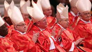 Roman Catholic cardinals went into a virtual news blackout Tuesday as they began to elect a new pope, but that has only heightened interest in what's happening behind the closed doors of their conclave.