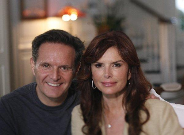 "Mark Burnett and his wife Roma Downey are behind History's 10-part miniseries ""The Bible."""