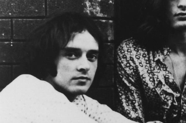 Peter Banks, left, who was a guitarist with the British band YES, has died at age 65.