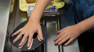A bill that would ban gathering of biometric data from school children in Maryland — including information culled from the palm scanners that drew protest in Carroll County last year — is slated for a hearing Wednesday in Annapolis.