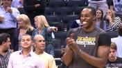 Orlando Magic fans welcome back Dwight Howard