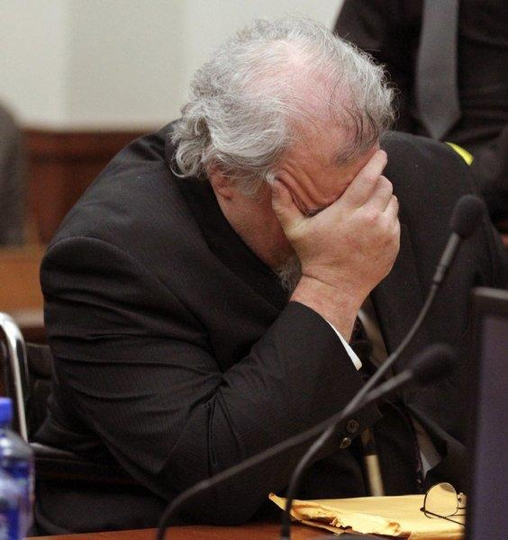 Richard Beasley could receive the death penalty.