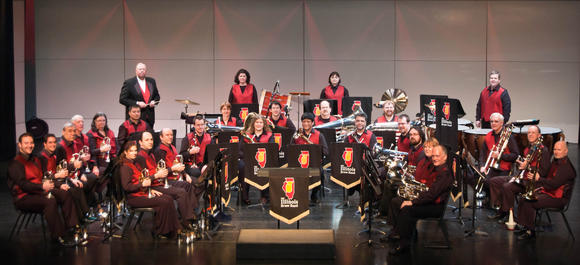 Illinois Brass Band to Perform in Palatine's Historic Cutting Hall