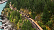 Canada: Luxury train company links U.S. with Banff, Jasper parks