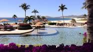 Pools and Sea of Cortez at Zoetry Casa Del Mar Los Cabos