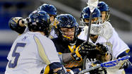 Towson men's lacrosse comes from behind to beat Navy
