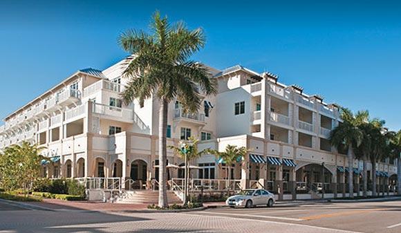 The Seagate Hotel & Spa in Delray Beach
