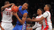 NEW YORK — As has happened too often for its taste, DePaul began its Big East tournament experience on a Tuesday, casting an eye to the future instead of harboring any realistic hope for a fruitful present. Only this time there was at least something certain and tangible about that future.