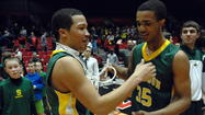 Boys hoops | 4A supersectional: Stevenson hangs on against Boylan