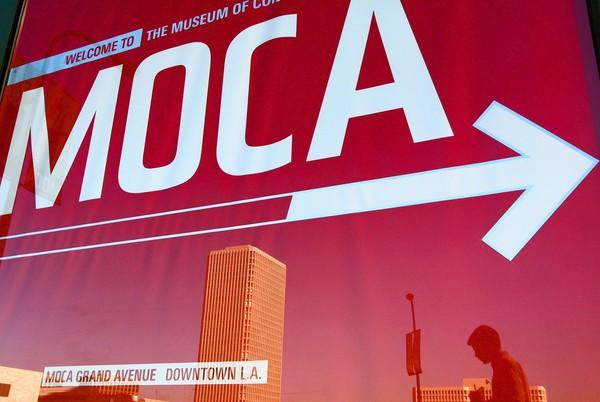 MOCA is in talks with the National Gallery in Washington, D.C.