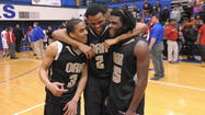 Boys hoops | 3A supersectional: North Chicago can't keep up with Jones, Orr