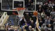 Game Winning Shot: Notre Dame Defeats UConn