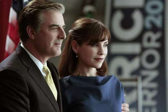 Chris Noth, Julianna Margulies