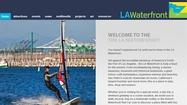 New campaign to market LA Waterfront, but exactly where is that?
