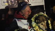 Iditarod XLI Finish: Mitch Seavey Wins