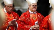 Cardinals convene to choose pope