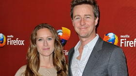 Edward Norton reportedly about to become a dad
