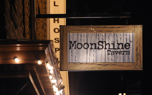 Moonshine Tavern replaced the Gin Mill in Canton in early 2013.