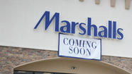 Nicholasville soon will have a new shopping option when Marshalls relocates its Lexington store to Brannon Crossing.