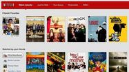 Netflix gets more social with Facebook