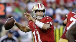 NFL: Alex Smith trade from 49ers marks end of drama ... for now