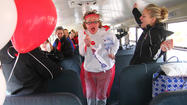 Photos: Stanford sends off LCHS girls to Sweet Sixteen