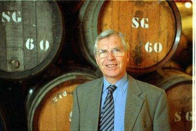 Henri Krug, former president and cellar master of Maison Krug.