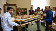 Ancient mummies meet modern medical science