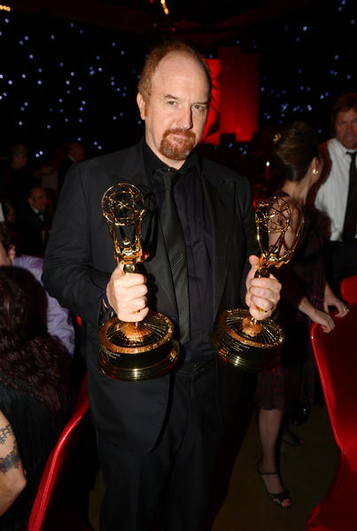 Emmy winner Louis C.K. will perform in Baltimore on April 6.
