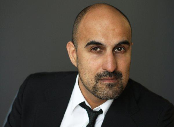 Author Hari Kunzru is one of the more than 100 members of the newly-announced Folio Academy.