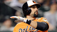 Orioles outfielder Nick Markakis optimistic he will be ready for Opening Day