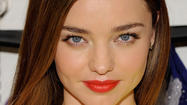Miranda Kerr spotted in neck brace after L.A. car accident