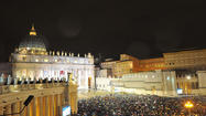 VATICAN CITY -- White smoke rose from the Sistine Chapel on Wednesday, proclaiming the selection of a new pope by Roman Catholic cardinals on their second day of voting.