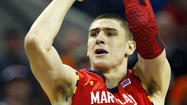 Maryland center Alex Len said it's too early to say whether he will return for his junior season or  opt for the NBA draft.