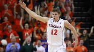 U.Va.'s Joe Harris gains strength from family roots in the game