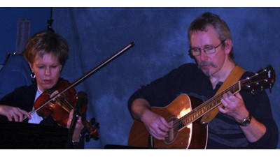 "Smitty and Deese will be conducting the Celtic Workshop class at Laurel Arts later this month. Smitty and Deese perform as part of the Celtic band ""D'Verse."""
