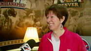 VIDEO: 1-on-1 with Coach Muffet McGraw