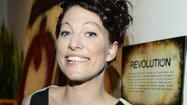 "AUSTIN, Texas -- Amanda Palmer concluded her panel Wednesday at the South by Southwest Music Conference by pulling out a ukulele, bashing out a few chords and rhyming ""banish evil"" with ""save the people."""