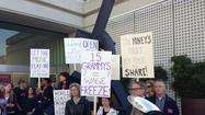 San Francisco Symphony musicians are on strike, threatening tour