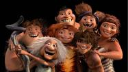 "Dreamworks' upcoming animated film, ""The Croods,"" is a moving story about something that hasn't changed since mankind started: family dynamics."