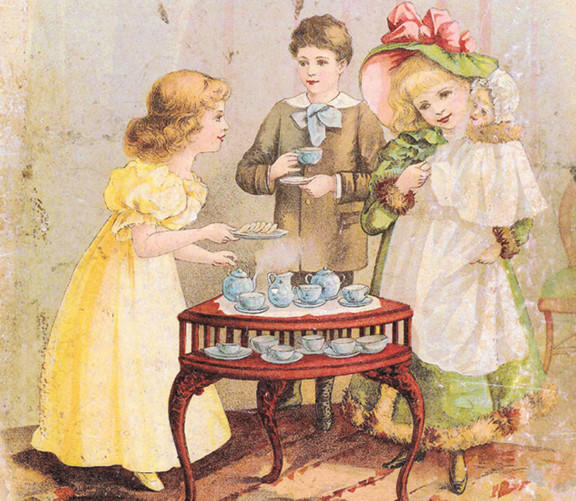 """All Dolled Up,"" a children's tea party, will be from 1 to 3 p.m. Saturday, March 23, at Waynesboro Historical Society, 138 W. Main St., Waynesboro, Pa."